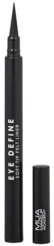 Očná linka - MUA Eye Define Soft Tip Felt Liner