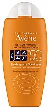 Voňavky, Parfémy, kozmetika Fluid s SPF ochranou - Avene Solaire Fluide Sport SPF 50+