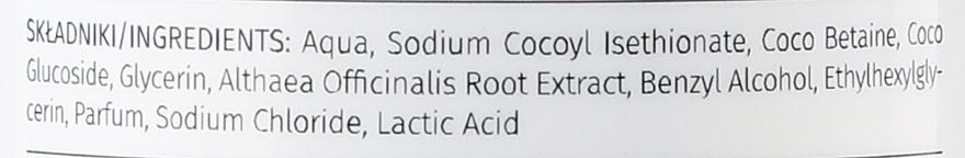 Čistiaci balzam pre intímnu hygienu s extraktom ibišteku - Organic Life Dermocosmetics Balm For Intimate Hygiene — Obrázky N3