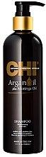 Voňavky, Parfémy, kozmetika Regeneračný šampón - CHI Argan Oil Plus Moringa Oil Shampoo