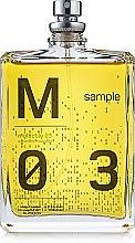 Voňavky, Parfémy, kozmetika Escentric Molecules Molecule 03 - Toaletná voda (tester)