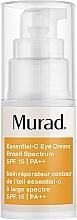 Voňavky, Parfémy, kozmetika Krém na pokožku okolo oči - Murad Environmental Shield Essential-C Eye Cream Board Spectrum SPF15 PA++