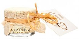 Voňavky, Parfémy, kozmetika Krém pod oči s medom - The Secret Soap Store