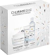 Voňavky, Parfémy, kozmetika Sada - Dermedic Regenist Anti-Ageing Ars 5 (f/cr/50ml + eye/cr/7ml + micel/100ml)
