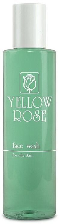 Čistiaci gél na umývanie s propolisom - Yellow Rose Face Wash For Oily Skin