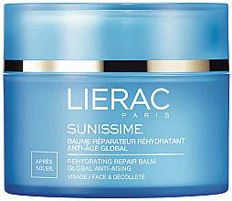 Voňavky, Parfémy, kozmetika Regeneračný balzam na tvár a výstrih - Lierac Sunissime Global