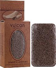 Voňavky, Parfémy, kozmetika Pemza, 98x58x37mm, Terracotta Brown - Vulcan Pumice Stone