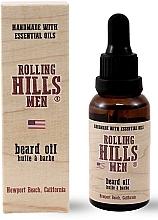 Voňavky, Parfémy, kozmetika Olej na bradu - Rolling Hills Men Beard Oil