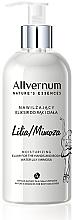 """Voňavky, Parfémy, kozmetika Elixír na ruky a telo """"Vodná ľalia a Mimosa"""" - Allverne Nature's Essences Elixir for Hands and Body"""