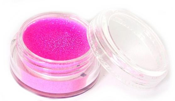 Glitter na nechty s neónovým efektom - Neess Neon Effect