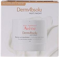 Voňavky, Parfémy, kozmetika Nočný krém na tvár - Avene Eau Thermale Derm Absolu Night Cream