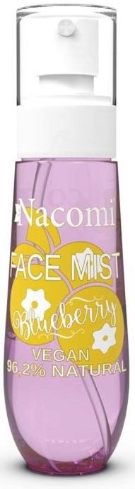 """Sprej na tvár """"Čučoriedka"""" - Nacomi Face Mist Blueberry"""