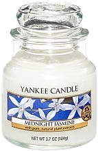 Voňavky, Parfémy, kozmetika Vonná sviečka Nočný jazmín - Yankee Candle Midnight Jasmine