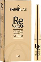 Voňavky, Parfémy, kozmetika Sérum pre rast rias - Skeenlab ReViva Eyelash Enhanced Serum