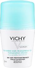 Voňavky, Parfémy, kozmetika Guličkový deodorant - Vichy 48 Hr Anti-Perspirant Treatment