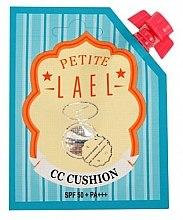 Voňavky, Parfémy, kozmetika CC-cushion - Petite Lael CC Cushion PF50+ PA+++ (vymeniteľná jednotka)
