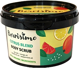 Voňavky, Parfémy, kozmetika Scrub na telo - Berrisimo Citrus Blend Body Scrub