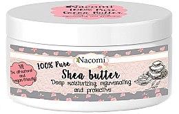 Voňavky, Parfémy, kozmetika Bambucké maslo - Nacomi Natural Shea Butter