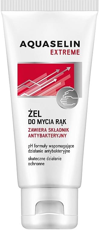 Gél na umývanie rúk s antibakteriálnou zložkou - Aquaselin Extreme Antibacterial Handwash Gel