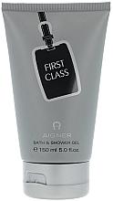 Voňavky, Parfémy, kozmetika Aigner First Class - Sprchový gél