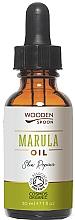 Voňavky, Parfémy, kozmetika Marulový olej - Wooden Spoon Marula Oil