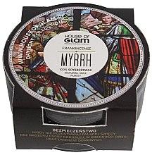 Voňavky, Parfémy, kozmetika Vonná sviečka - House of Glam Frankincense Myrrh Candle (mini)