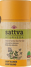 Voňavky, Parfémy, kozmetika Farba na vlasy - Sattva Ayuvrveda