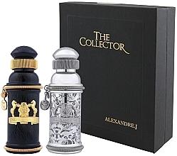 Voňavky, Parfémy, kozmetika Alexandre.J Black Muscs+Silver Ombre - Sada (edp/30mlx2)