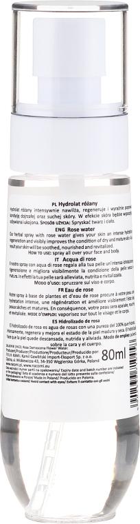 Hydrolát s ruže - Nacomi Hydrolate Rose Water — Obrázky N2