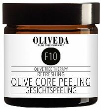 Voňavky, Parfémy, kozmetika Peeling na tvár - Oliveda F10 Refreshing Olive Core Peeling