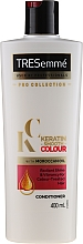 Voňavky, Parfémy, kozmetika Kondicionér na žiarenie a jemnosť farbených vlasov - Tresemme Keratin Smooth Colour Conditioner With Maroccan Oil