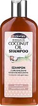 Voňavky, Parfémy, kozmetika Šampón s kokosovým olejom, kolagénom a keratínom - GlySkinCare Coconut Oil Shampoo
