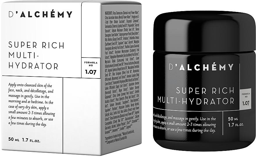 Bohatý krém na suchú pokožku - D'Alchemy Super Rich Multi-Hydrator — Obrázky N1