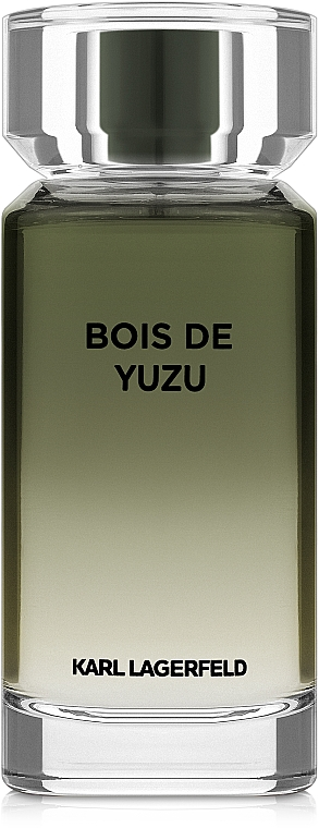 Karl Lagerfeld Bois De Yuzu - Toaletná voda