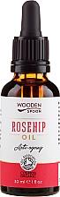 Voňavky, Parfémy, kozmetika Šípkový olej - Wooden Spoon Rosehip Oil