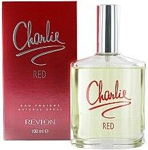 Voňavky, Parfémy, kozmetika Revlon Charlie Red - Sprej na telo