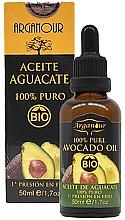 Voňavky, Parfémy, kozmetika Avokádový olej na tvár, telo a vlasy - Arganour Pure Organic Avocado Oil