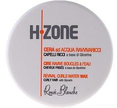 Voňavky, Parfémy, kozmetika Vosk na kučeravé vlasy s glycerínom - H.Zone Wax