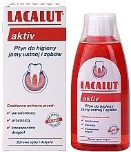 """Voňavky, Parfémy, kozmetika Ústna voda """"Aktiv"""" - Lacalut Aktiv"""