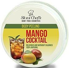 """Voňavky, Parfémy, kozmetika Telový peeling """"Mangový kokteil"""" - Hristina Stani Chef's Mango Cocktail Body Peeling"""