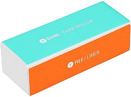 Voňavky, Parfémy, kozmetika Profesionálny nechtový buff - Tools For Beauty 4-way Nail Buffer Block Regular
