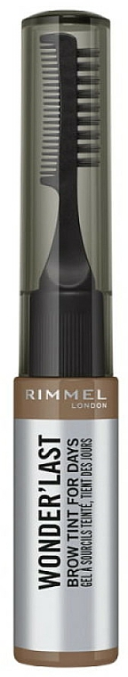 Maskara na obočie - Rimmel Wonder'Last Brow Tint For Days