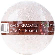 """Voňavky, Parfémy, kozmetika Šumivá bomba do kupeľa """"Kávovo čokoládový sorbet"""" - Le Cafe de Beaute Bubble Ball Bath"""