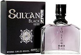 Voňavky, Parfémy, kozmetika Jeanne Arthes Sultan Black - Toaletná voda