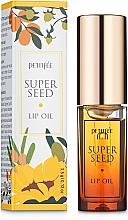 Voňavky, Parfémy, kozmetika Olej na pery - Petitfee&Koelf Super Seed Lip Oil