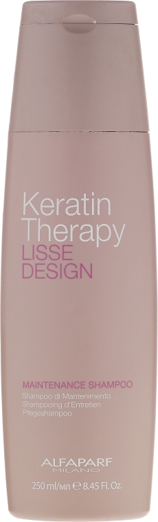 Keratínový šampón - Alfaparf Lisse Design Keratin Therapy Maintenance Shampoo