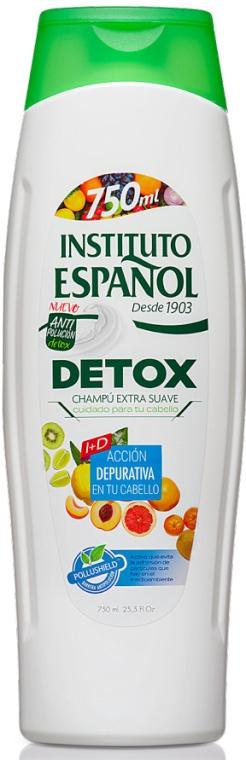 Šampón na vlasy - Instituto Espanol Detox Shampoo
