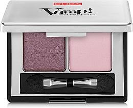 Voňavky, Parfémy, kozmetika Dvojité kompaktné tiene - Pupa Vamp! Compact Duo Eyeshadow