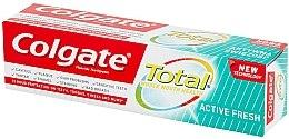 Voňavky, Parfémy, kozmetika Zubná pasta - Colgate Total Active Fresh