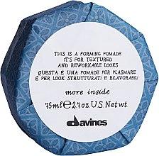 Voňavky, Parfémy, kozmetika Tvarujúca pomáda na vlasy - Davines More Inside This is a Forming Pomade